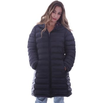 Textiel Dames Dons gevoerde jassen Invicta 4432425/D Blauw