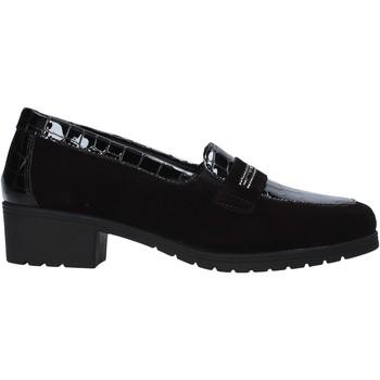 Schoenen Dames Mocassins Susimoda 891059 Zwart
