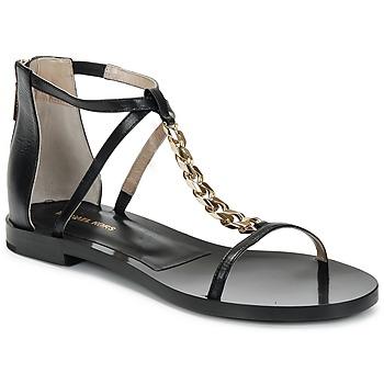 Schoenen Dames Sandalen / Open schoenen Michael Kors ECO LUX Zwart