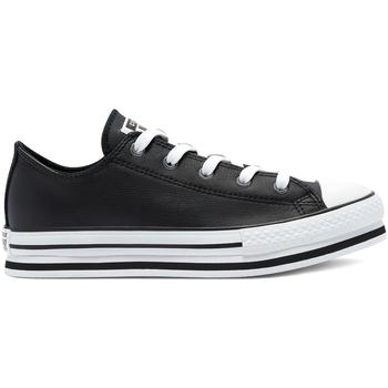 Schoenen Kinderen Lage sneakers Converse 669710C Zwart
