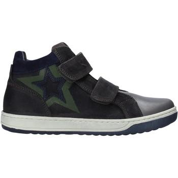 Schoenen Kinderen Hoge sneakers Naturino 2501839 02 Zwart