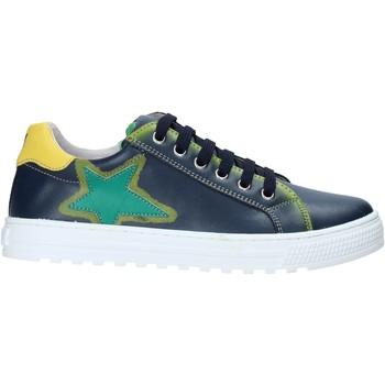 Schoenen Kinderen Lage sneakers Naturino 2015468 01 Blauw