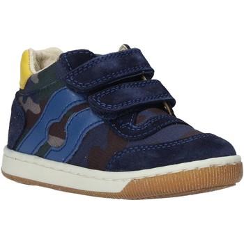Schoenen Jongens Hoge sneakers Falcotto 2015271 02 Blauw