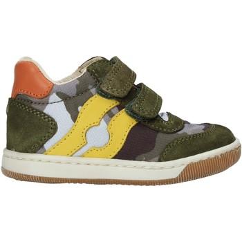 Schoenen Jongens Hoge sneakers Falcotto 2015271 02 Groen