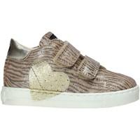 Schoenen Kinderen Lage sneakers Falcotto 2014118 10 Goud