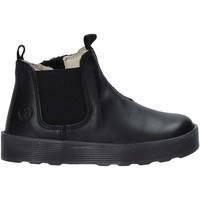 Schoenen Meisjes Laarzen Falcotto 2501860 01 Zwart