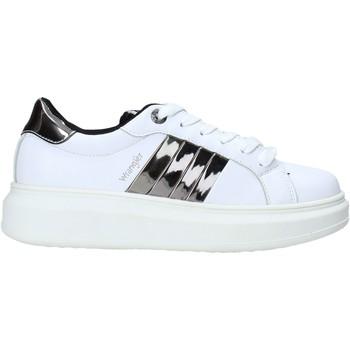 Schoenen Dames Lage sneakers Wrangler WL02680A Wit
