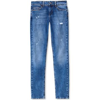 Textiel Dames Boyfriend jeans Liu Jo UF0016 D3105 Blauw