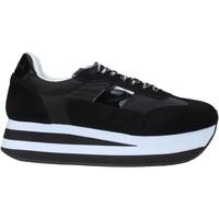 Schoenen Dames Sneakers Café Noir XU920 Zwart