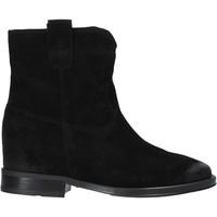 Schoenen Dames Laarzen Pregunta MAA3307 Zwart