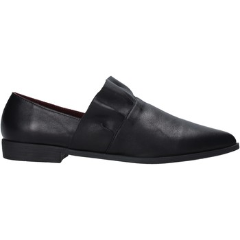 Schoenen Dames Mocassins Bueno Shoes 20WP0700 Zwart