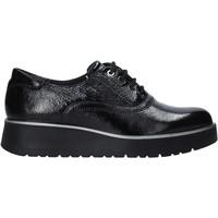 Schoenen Dames Derby IgI&CO 6150811 Zwart