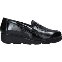 Schoenen Dames Mocassins Susimoda 800976 Zwart