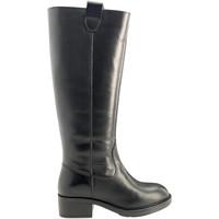 Schoenen Dames Hoge laarzen Apepazza F0BEATRIX02/LEA Zwart