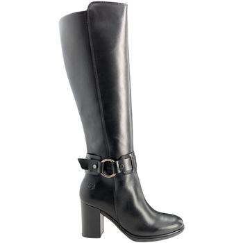 Schoenen Dames Hoge laarzen Lumberjack SW99207 001 B01 Zwart