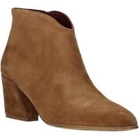 Schoenen Dames Enkellaarzen Bueno Shoes 20WR5102 Bruin