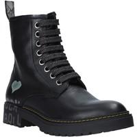 Schoenen Dames Laarzen Bueno Shoes 20WR4201 Zwart