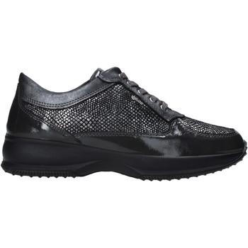 Schoenen Dames Lage sneakers IgI&CO 6163711 Zwart