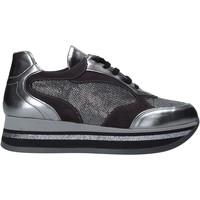 Schoenen Dames Lage sneakers Grace Shoes GLAM001 Zilver