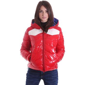 Textiel Dames Dons gevoerde jassen Invicta 4431732/D Rood