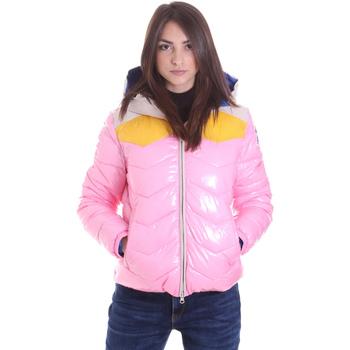 Textiel Dames Dons gevoerde jassen Invicta 4431732/D Roze