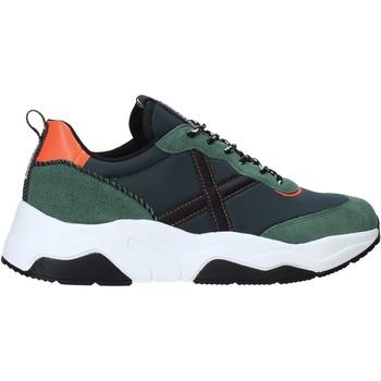 Schoenen Heren Lage sneakers Munich 8770032 Groen