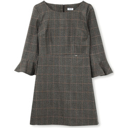 Textiel Dames Korte jurken Liu Jo WF0294 T4523 Grijs