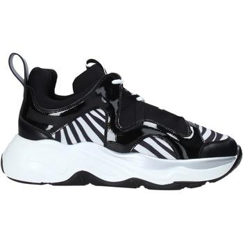 Schoenen Dames Lage sneakers Café Noir XV942 Zwart