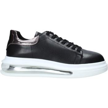 Schoenen Dames Lage sneakers Café Noir XV941 Zwart