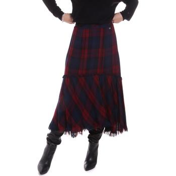 Textiel Dames Rokken Gaudi 021BD75006 Blauw