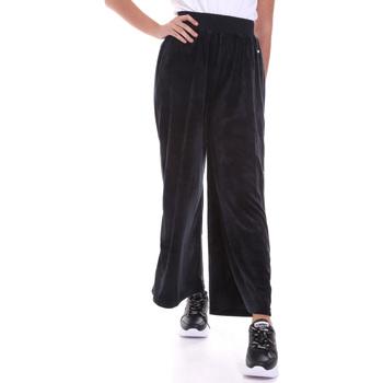 Textiel Dames Losse broeken / Harembroeken Key Up 5CS54 0001 Zwart