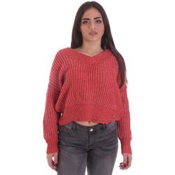 Textiel Dames Truien Gaudi 021BD53014 Oranje