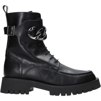 Schoenen Dames Laarzen Grace Shoes 631007 Zwart