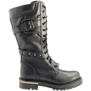 Schoenen Kinderen Laarzen NeroGiardini I031742F Zwart