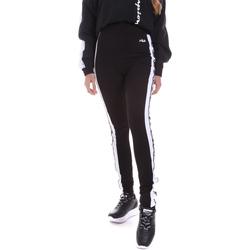 Textiel Dames Leggings Fila 688818 Zwart
