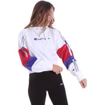 Textiel Dames Sweaters / Sweatshirts Champion 113338 Wit