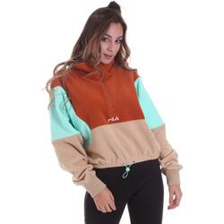 Textiel Dames Sweaters / Sweatshirts Fila 687918 Oranje