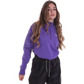 Textiel Dames Sweaters / Sweatshirts Fila 687905 Paars