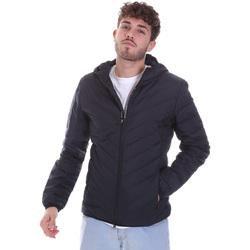 Textiel Heren Dons gevoerde jassen Ea7 Emporio Armani 8NPB07 PNE1Z Blauw