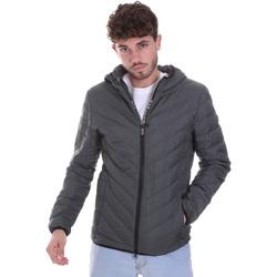 Textiel Heren Dons gevoerde jassen Ea7 Emporio Armani 8NPB07 PNE1Z Groen