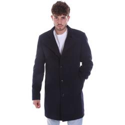 Textiel Heren Mantel jassen Gaudi 021GU35065 Blauw