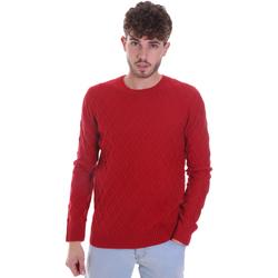 Textiel Heren Truien Gaudi 021GU53034 Rood