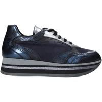 Schoenen Dames Sneakers Grace Shoes GLAM001 Blauw
