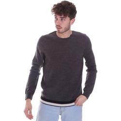 Textiel Heren Truien Gaudi 021GU53022 Grijs