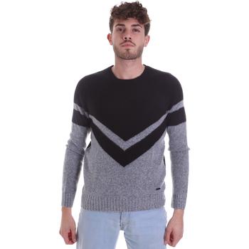Textiel Heren Truien Gaudi 021GU53082 Grijs