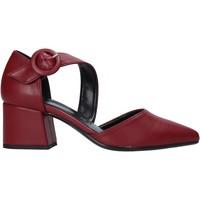 Schoenen Dames Sandalen / Open schoenen Grace Shoes 6858K008 Rood