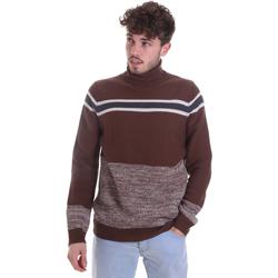 Textiel Heren Truien Gaudi 021GU53040 Bruin