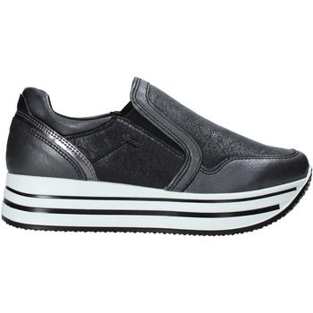 Schoenen Dames Instappers IgI&CO 6166000 Zwart