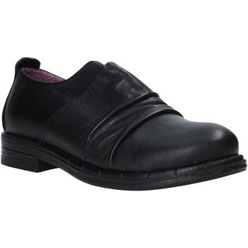 Schoenen Dames Mocassins Bueno Shoes 20WP2417 Zwart