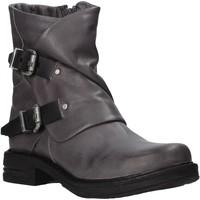 Schoenen Dames Enkellaarzen Bueno Shoes 8K3502 Grijs